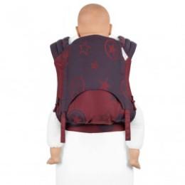 Fidella Fly Tai Outer Space Rubis Porte-bébé Meï-taï taille bambin
