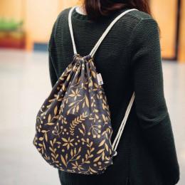 Limas sac à cordon – Flora Honey Moon