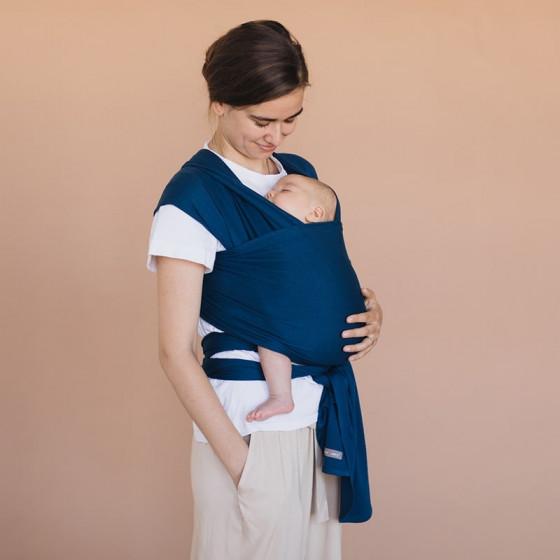Love And Carry Poseidon - Écharpe de portage extensible Tissu Modal