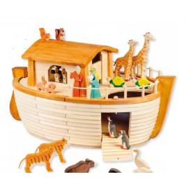 Arche de Noé par Holztiger