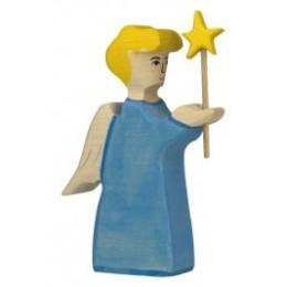 Ange avec étoile Holztiger