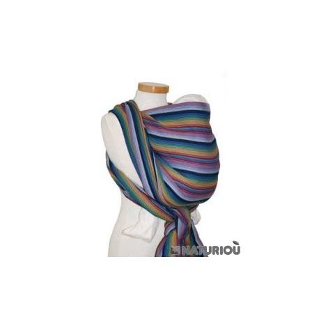 Echarpe de portage inka Storchenwiege