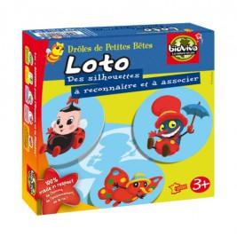 le loto des drôles de petites bêtes