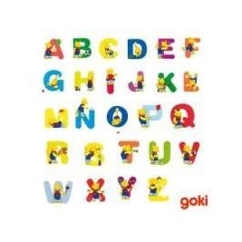 Goki Jolies lettres en bois