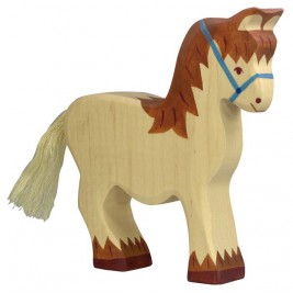 Cheval de trait Holztiger