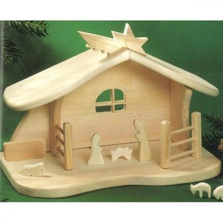 Crèche de Noël Toys pure