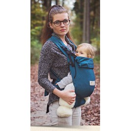 Storchewiege Baby carrier Turquoise