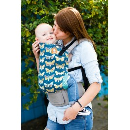 Baby carrier TULA Standard Gossamer physiological