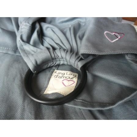 Nouveau Ring sling Daïcaling Eucalyptus Ling ling d'Amour