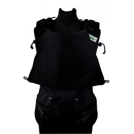 Buzzidil Versatile XL Black Canvas