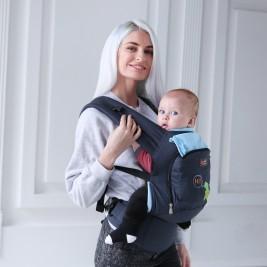 Porte-bébé pas cher Love and Carry Funny Dino