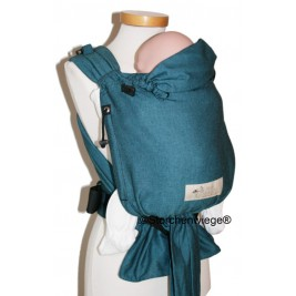 BabyCarrier Storchewiege turquoise