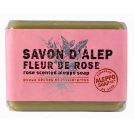 Savon Alep Fleur de Rose Tadé