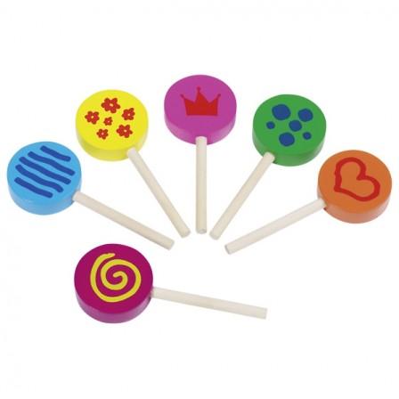 Lollipops wood Goki