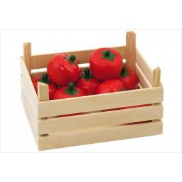 Cagette de tomates en bois Goki