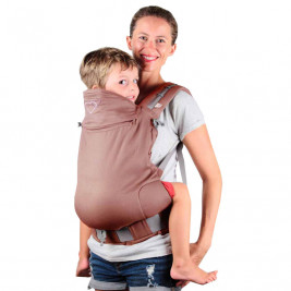 LLA Baby carrier P4 Chocolate